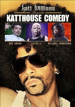 Katt Williams Presents: Katthouse Komedy (DVD)