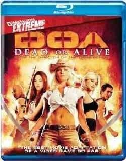 DOA: Dead or Alive (Blu-ray Disc)