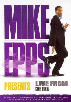 Mike Epps Presents: Live From The Club Nokia (DVD)