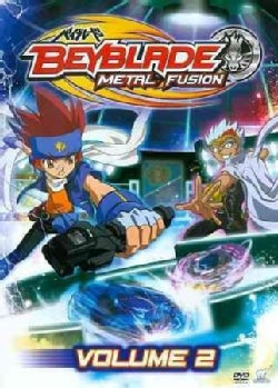 Beyblade: Metal Fusion Vol 2 (DVD)