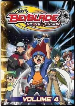Beyblade: Metal Fusion Vol 4 (DVD)