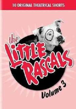 The Little Rascals Vol 3 (DVD)