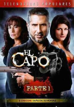 El Capo Part 1 (DVD)