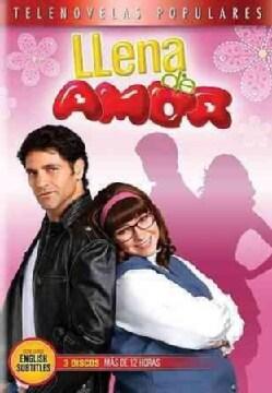 Llena De Amor (DVD)