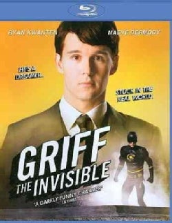 Griff The Invisible (Blu-ray Disc)