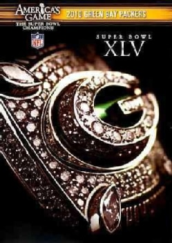 NFL America's Game: 2010 Green Bay Packers (DVD)