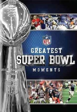Greatest Super Bowl Moments (DVD)