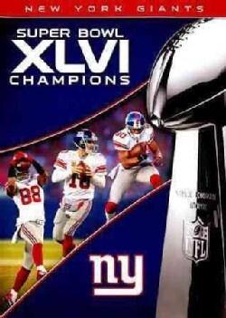 NFL Super Bowl XLVI (DVD)