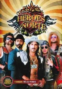 Los Heroes Del Norte (DVD)