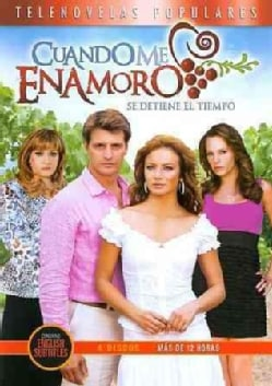 Cuando Me Enamoro (DVD)