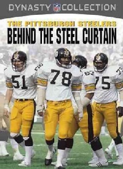 The Pittsburgh Steelers: Behind The Steel Curtain (DVD)