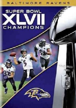 Super Bowl XLVII Champions (DVD)