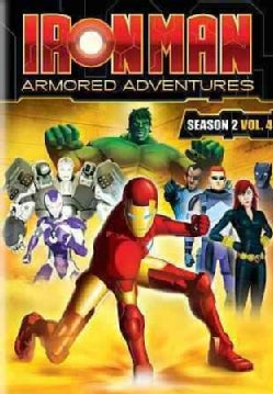 Iron Man: Armored Adventures: Season 2: Vol. 4 (DVD)