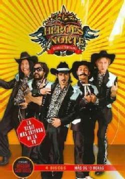 Los Heroes Del Norte Season 2 (DVD)
