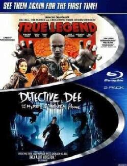 Detective Dee/True Legend (Blu-ray Disc)