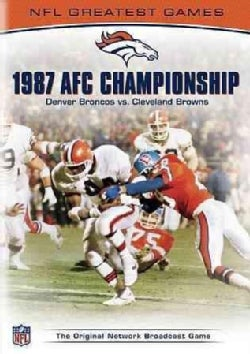 Greatest Games: 1987 AFC Championship (DVD)