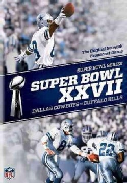 Super Bowl Series: Dallas Cowboys Super Bowl XXVII (DVD)