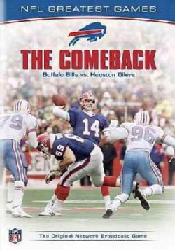 Greatest Games: The Comeback (DVD)