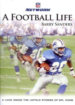 A Football Life: Barry Sanders (DVD)