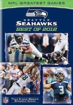 NFL Greatest Games Set: Seattle Seahawks Best Of 2012 (DVD)
