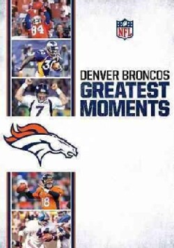 NFL Greatest Moments: Denver Broncos (DVD)