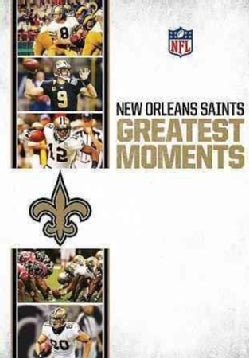 NFL Greatest Moments: New Orleans Saints (DVD)