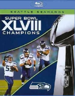 NFL Super Bowl XLVIII Champions Seattle Seahawks (Blu-ray Disc)