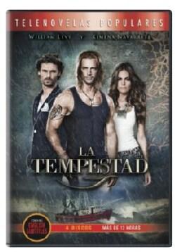 La Tempestad (DVD)