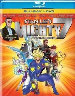 Stan Lee's Mighty 7: Beginnings (Blu-ray Disc)