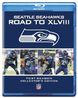 Seattle Seahawks: Road To Super Bowl XLVIII (Blu-ray Disc)