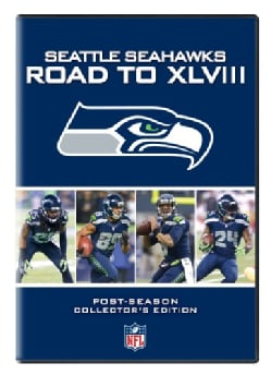 Seattle Seahawks: Road To Super Bowl XLVIII (DVD)