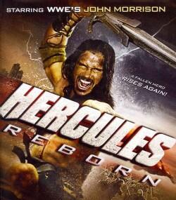 Hercules Reborn (Blu-ray Disc)