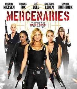 Mercenaries (Blu-ray Disc)