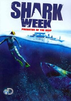 Shark Week Predator Of The Deep (DVD)