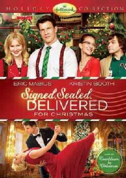 Signed, Sealed, Delivered Christmas (DVD)