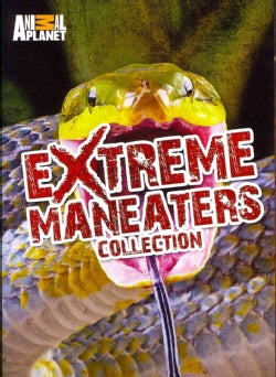 Extreme Maneater Collection (DVD)