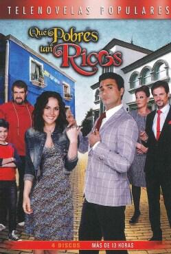 Que Pobres Tan Ricos (DVD)