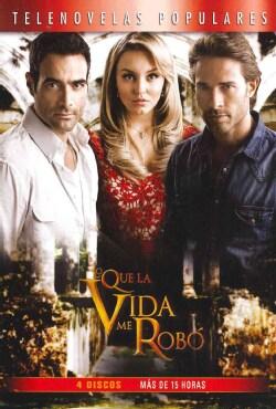 Lo Que La Vida Me Robo (DVD)