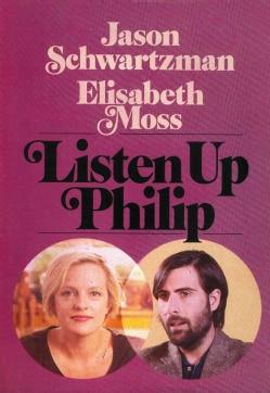 Listen Up Philip (DVD)