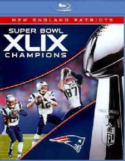 NFL Super Bowl Champions XLIX (Blu-ray Disc)