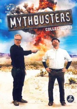 MythBusters: Collection 13 (DVD)