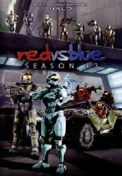 Red Vs. Blue: Season 13 (DVD)