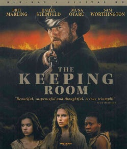 The Keeping Room (Blu-ray Disc)