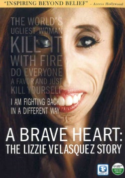 A Brave Heart: The Lizzie Velasquez Story (DVD)