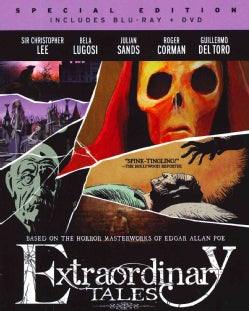 Extraordinary Tales (Blu-ray Disc)