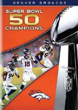 NFL Super Bowl 50 Champions (DVD)