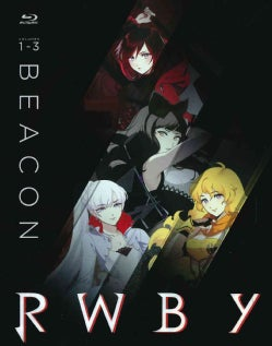Rwby: Vols. 1-3 Beacon (Blu-ray Disc)