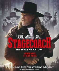 Stagecoach: The Texas Jack Story (Blu-ray Disc)