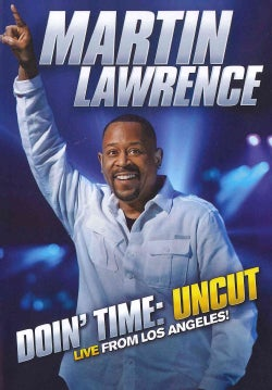 Martin Lawrence Doin' Time Uncut (DVD)