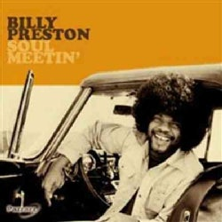 Billy Preston - Soul Meeting